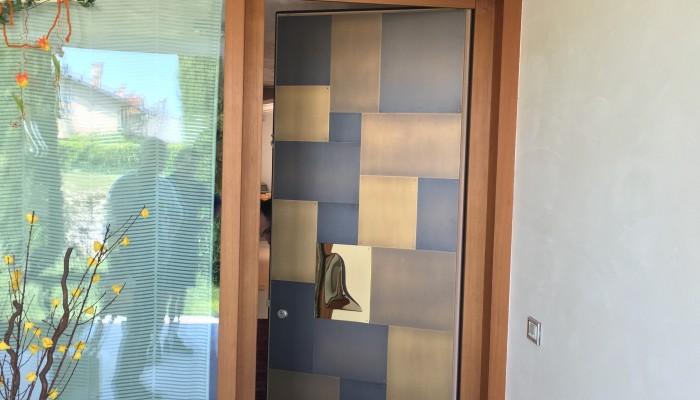 come restaurare una porta in legno 3