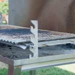 Lormet griglia acciaio