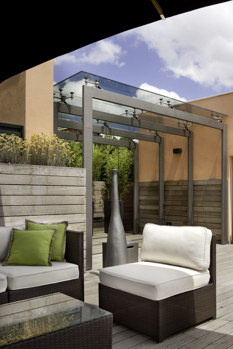 Protagonista la terrazza su Roma - Lormet Steel Design srlLormet ...