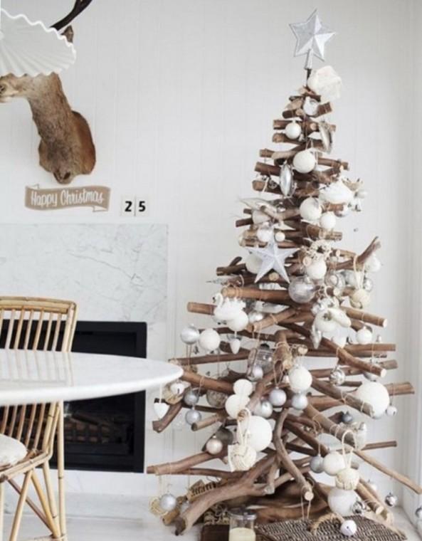 Albero Di Natale Shabby In Legno.Shabby Chic O Fantasy Natale Per Tutti I Gusti Lormet