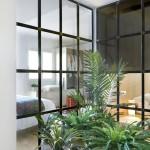 vetrate finiture ottone
