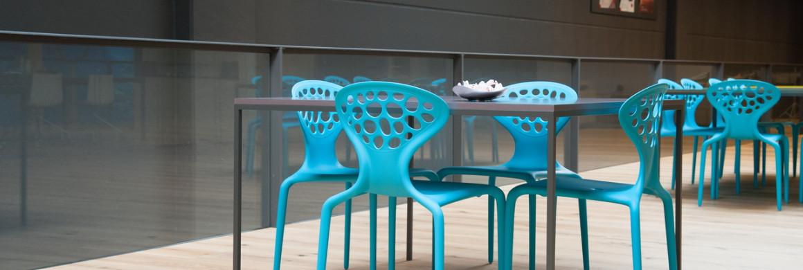 Tavolo in ferro by Lormet